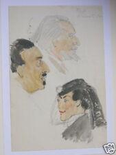 ROYAL ACAD PTE VIEW AUGUSTUS JOHN  N. PYBUS W/COL 1938
