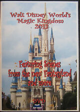 Walt Disney World's Magic Kingdom 2013  The DVD