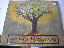 v/a - Music That Changes the World 4 LP box set sealed David Lynch Foundation