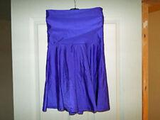 Lycra Short/Mini Plus Size Skirts for Women