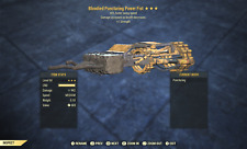 Fallout 76 PC ONLY Bloodied Swing Speed +1 Strength Power Fist BSS