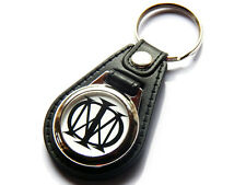 More details for dream theater progressive metal band quality leather and chrome keyring