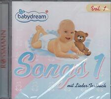 Babydream (Rossmann) 01-Songs [CD]