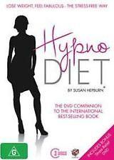 Hypno Diet By Susan Hepburn  DVD  J3