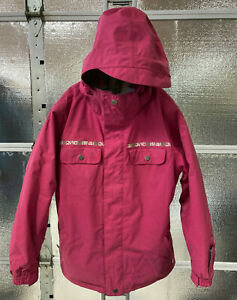 Burton Snowboard Jacket - Womens XL - Ski Jacket - Fleece Lined - Pink