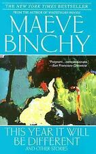 This Year It Will Be Different: By Binchy, Maeve