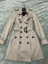 Burberry Womens PRORSUM Trench Coat SZ36 BNWT