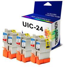 6 ink Cartridge for Canon BCI-24 MP360 MP370 MP390 MPC190 MPC200 i250 i320