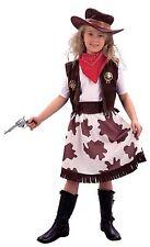 Cowgirl / Cowprint Skirt, XL, Childrens Fancy Dress Costume
