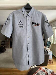 West McLaren Mercedes F1 Hugo Boss Team Shirt