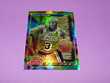 SEDALE THREATT LOS ANGELES LAKERS FINEST TOPPS 1994 NBA BASKETBALL CARD