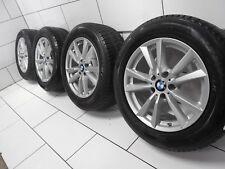 Original BMW X5 F15 Winterräder 18 Zoll 255 55 R18 Doppelspeiche 446 RDC B871/15