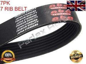 Alternator Drive V-Ribbed Belt 7PK1153 For Nissan Qashqai 2007-2013 (Petrol)