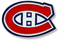 MONTREAL CANADIENS - TEAM LOGO - LAPEL/HAT PIN - BRAND NEW HOCKEY NHL-PN-001-05
