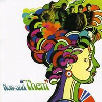 Them - Now and Them [CD]