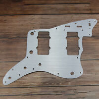 Anodized Aluminum JM Guitar Pickguard Metal & Screws for FD Jazzmaster Guitar