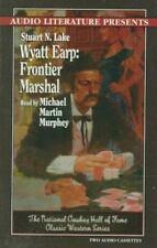 WYATT EARP FRONTIER MARSHALL Audio Cassette  NEW Classic Western Series