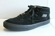 Vans Half Cab 28Cm All Black # 721454 Skateboard Men's Shoes US Size 12