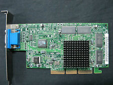 3Dlabs Oxygen VX1 - GLINT R3 VGA Out AGP Card Retro Gamer PC Hardware