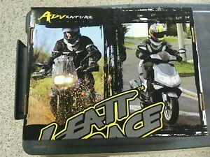 Leatt Adventure Neck Brace Protection Motocross Dirt Bike Size M