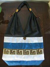 Thailand Bag Handmade Hippie Shoulder Sling Thai Silk Boho Hobo Cotton