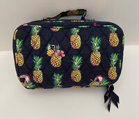 Vera Bradley Blush & Brush Makeup Case in Toucan Party - NWT - MSRP $49