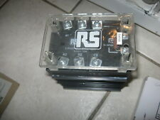 NEW Crydom RS  3 Phase Solid State Relay w/ heat sink  # 184-5999 / 530V
