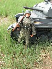 Custom Dragon WWII German Rifleman   France 1:6 Loose  # 26