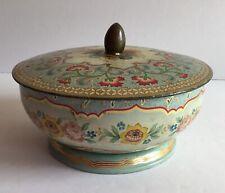 Vintage Tin Made in Belgium