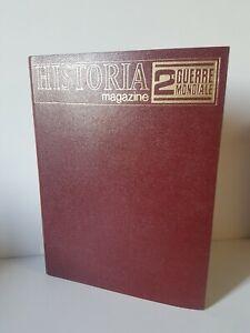 Revues Historia 2eme Guerre Mondiale du n1 au 96