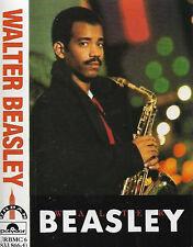 Walter Beasley  Walter Beasley CASSETTE ALBUM JAZZ FUNK SOUL JAZZ