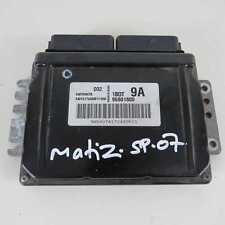 Centralina motore ECU 96801800 Chevrolet Daewoo Matiz Mk1 98-07(32738 20K-3-B-10