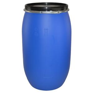 120 Litre Open Top Blue Plastic Keg/ Drum/ Barrel Food Grade UN Approved HDPE
