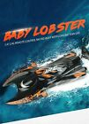 JJRC 2.4Ghz RC Racing Boat 10KM/H High Speed Remote Control Boat For Adult Kids