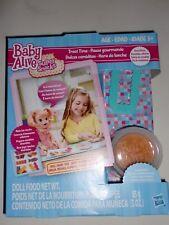 Baby Alive Super snack riutilizzabile cibo solido Bambola Ricarica Pack