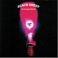 "Black Sheep  (pre-Foreigner feat. Lou Gramm):  ""Encouraging Words""  (CD Reissue)"