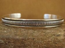 Bracelet by Bruce Morgan! Native American Jewelry Sterling Silver