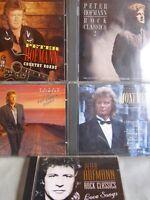 Peter Hofmann- 5 CDs- lesen