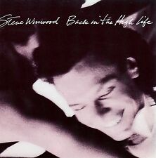 STEVE WINWOOD : BACK TO THE HIGH LIFE / CD (ISLAND RECORDS 1986)