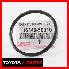 FACTORY LEXUS GX470 LX470 TOYOTA 4RUNNER TUNDRA THERMOSTAT GASKET 1634650010 OEM