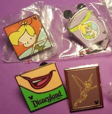 Tinkerbell Disney Pins and lanyard: Hidden Mickey, Le, Exclusives no dups