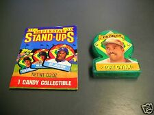 1991 Topps Stand Ups TEST ISSUE - TONY GWYNN- San Diego Padres HOF-Odd Ball Item