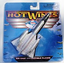 Hot Wings. 14121. SR-71 Blackbird (red pinstripping) New in Pack!