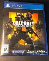 Call of Duty [ Black Ops 4 ] (PS4) NEW