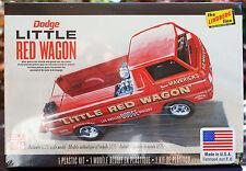 1965 Dodge a 100 Little Red Wagon 2´n1, 1:25, estados unidos Lindberg 115