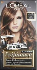 3X L'Oreal Preference Glam Blonde Highlights 04 Hair Dye For Brown Hair