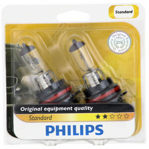 Philips High Low Beam Headlight Bulb for Mitsubishi Endeavor Galant Lancer xs