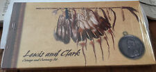 2004 LEWIS & CLARK COINAGE AND CURRENCY SET SET - UNOPENED - COA