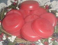 12 MACINTOSH APPLE Wax Tarts Wax Melts Scented Handmade Candle WAFERS Mac Apple