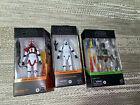 Black Series Imperial Stormtrooper, Incinerator,Boba Fett Deluxe Mandalorian LOT
